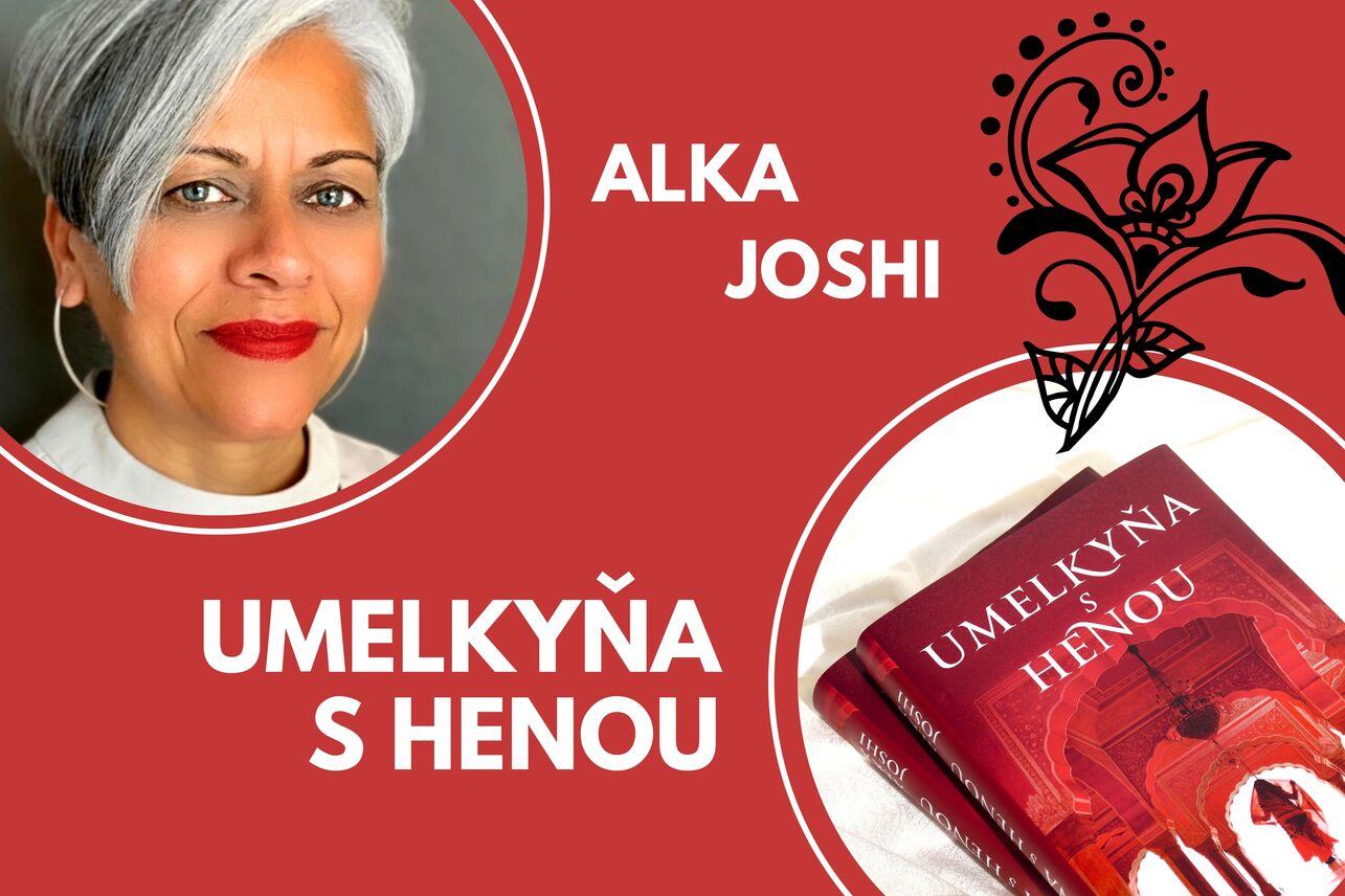 Sedem vecí, ktoré chcem, aby o mne čitatelia vedeli (Alka Joshi)