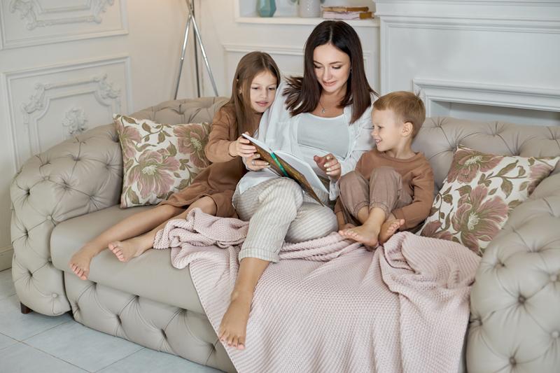 Čítanie s deťmi a detské knihy v Tatrane