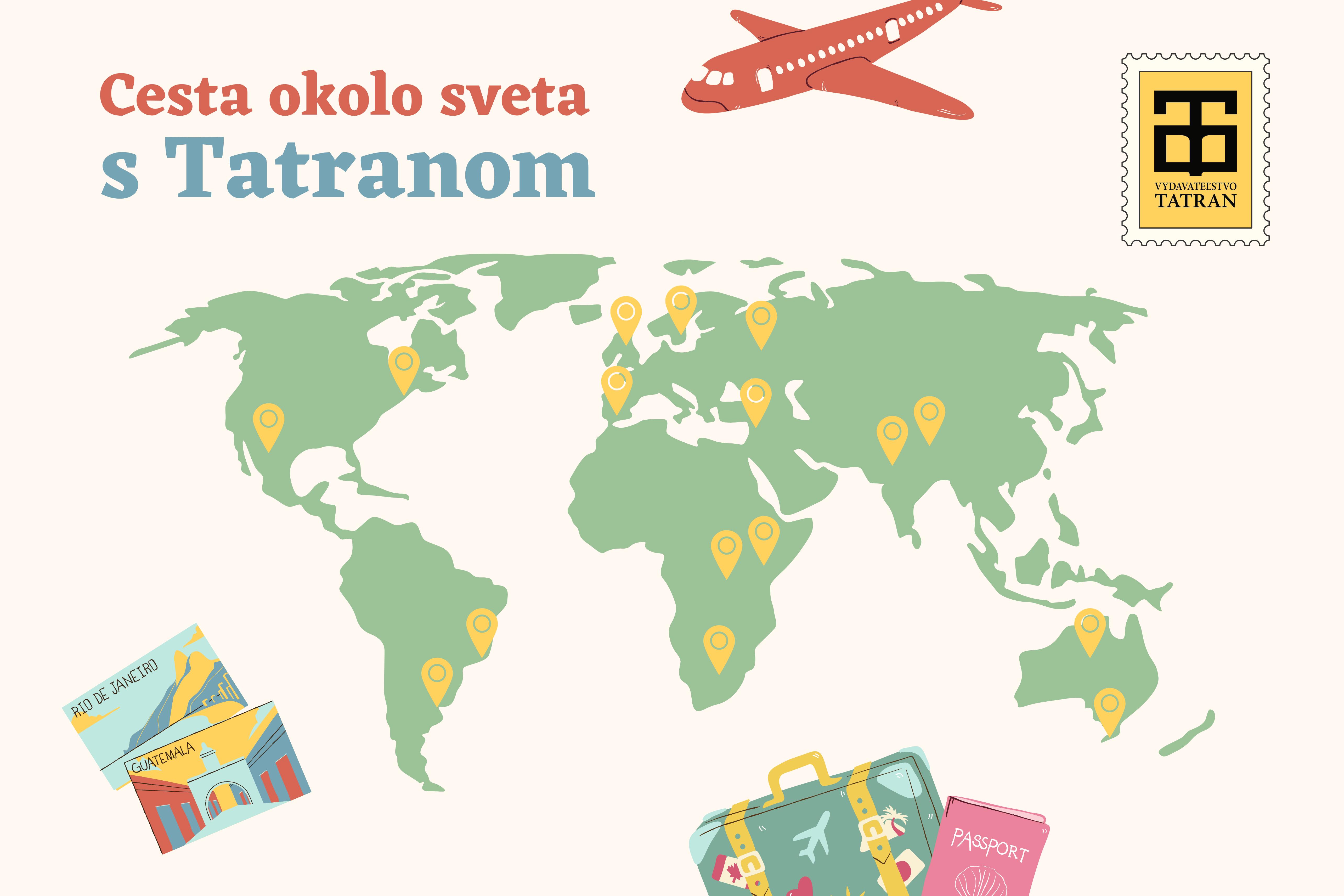 Cesta okolo sveta s Tatranom