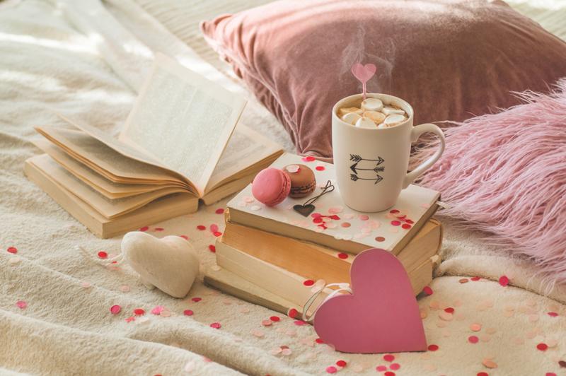 5 tipov na knižný valentínsky darček